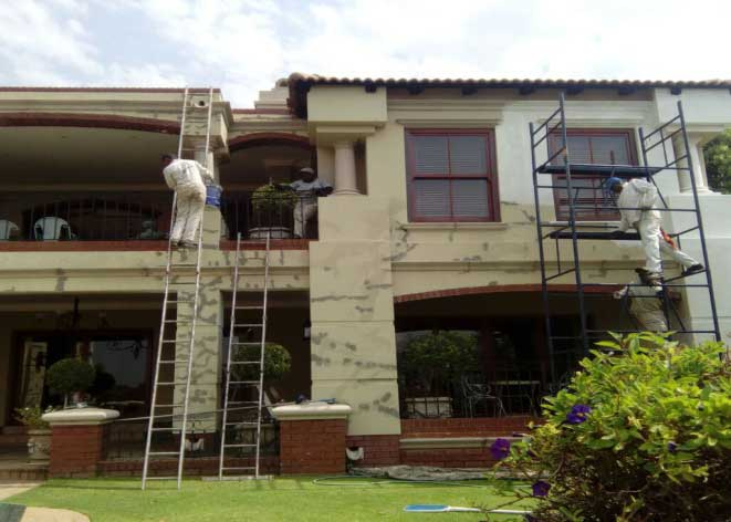 Brushdrop Painting is a painting contractor