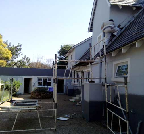 Our team of skilled painters