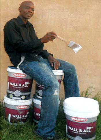 Our team of skilled painters has experience working on industrial and domestic painting projects
